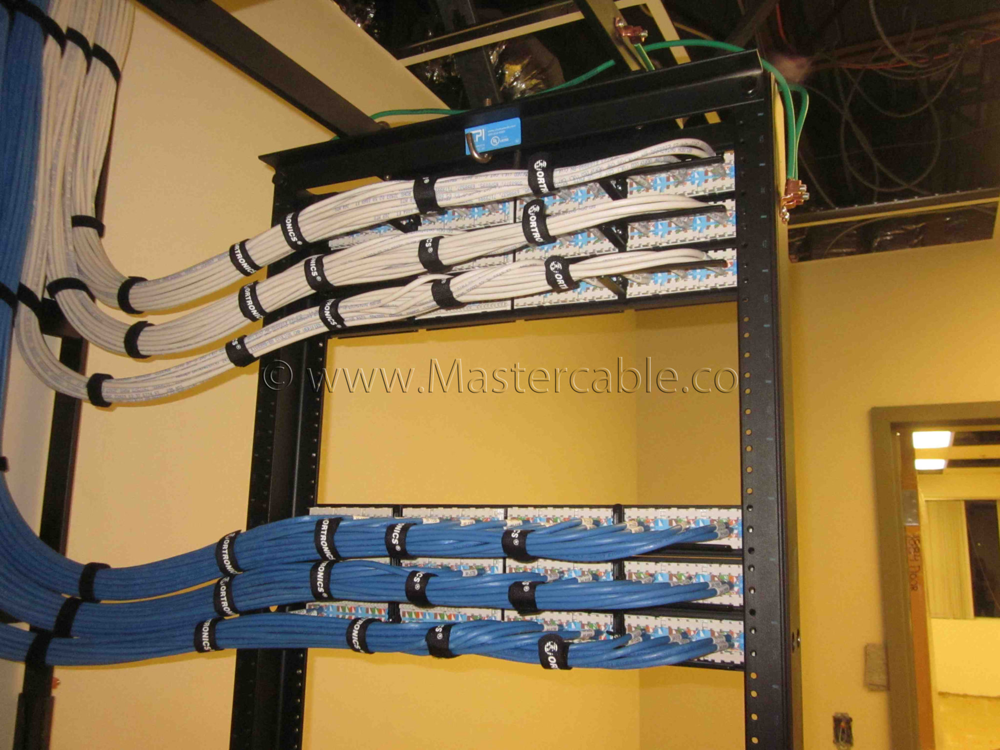 Voice and Data Structured Cabling NY, NJ, Dallas, Fort Worth ... on